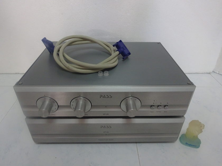 Pass Labs XP-25  Phono Preamp  - 220-240v@50/60Hz