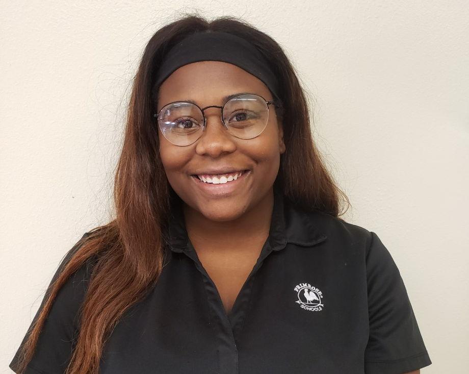Ms. Dominique , Infant 2 Teacher's Aide