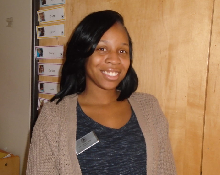 Ms. Tanisha Miles , Infant Teacher