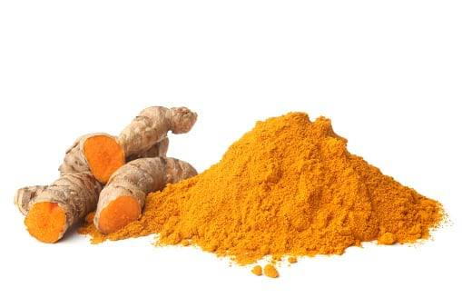 Turmeric Tablets With Black Pepper, High Strength Rosehip