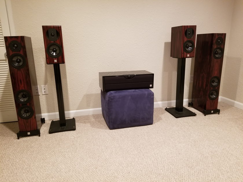 Vienna Acoustics Beethoven Baby Grand Home Theater Bundle - PRICE REDUCED!