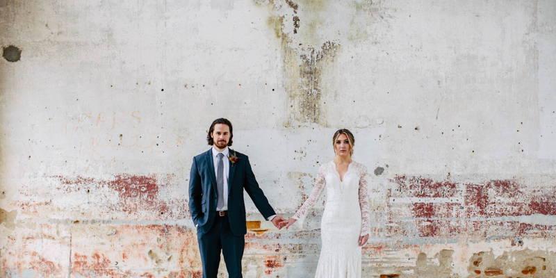 Rustic Romance in a Historic Mill