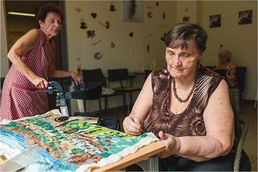 Ergoterapie a volnočasová sociální aktivizace