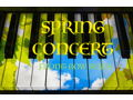 Spring Concert FRONT ROW (2 seats) - BUY IT NOW