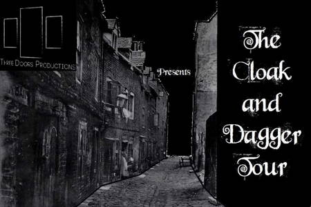 Immerse Yourself in History! The Cloak and Dagger Tour