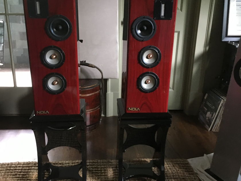 NOLA MICRO GRAND REFERENCE WITH STANDS MINT