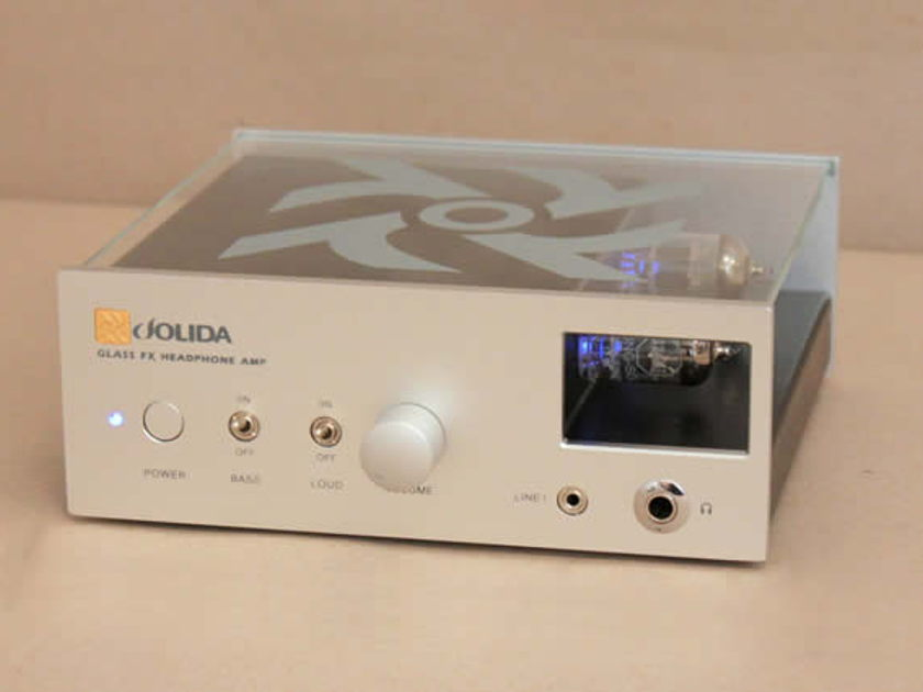 Jolida  FX Tube headphone amp