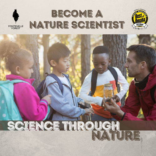 Picture of Become a nature scientist with our Science through Nature program!