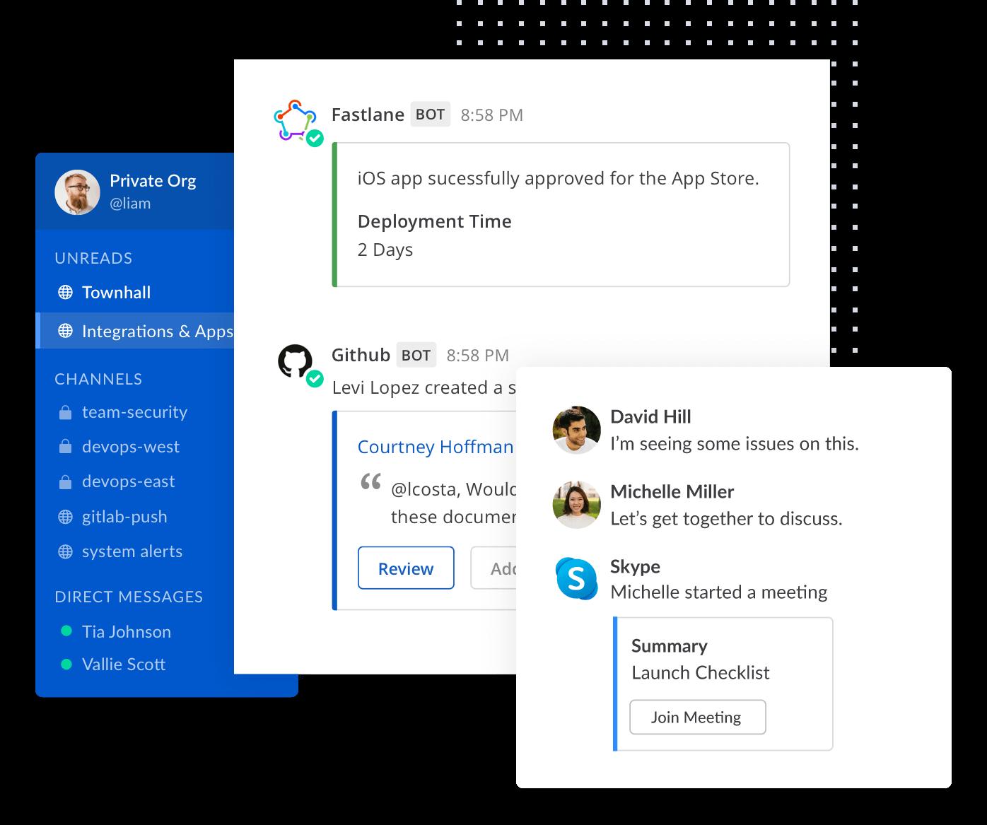 Mattermost and Microsoft