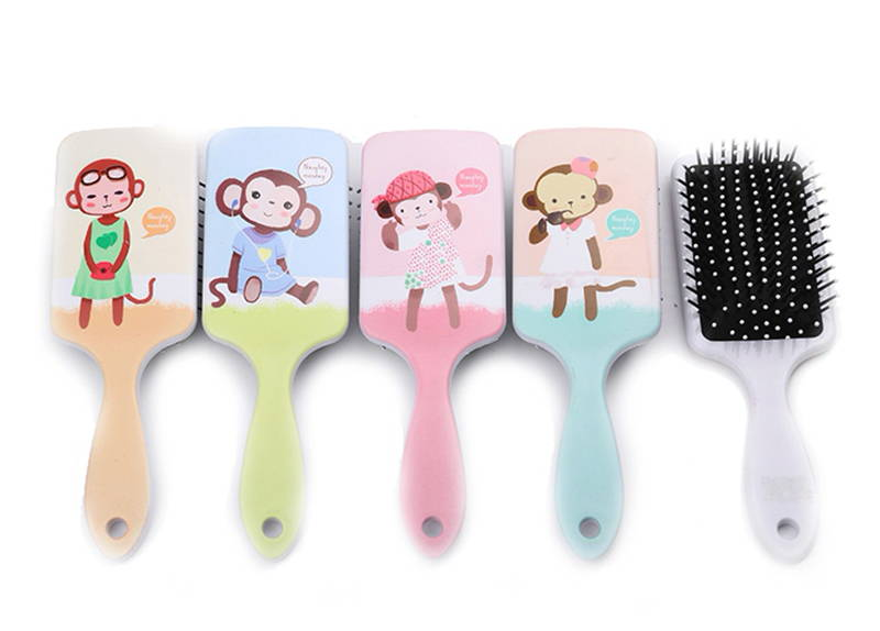 custom hair brush