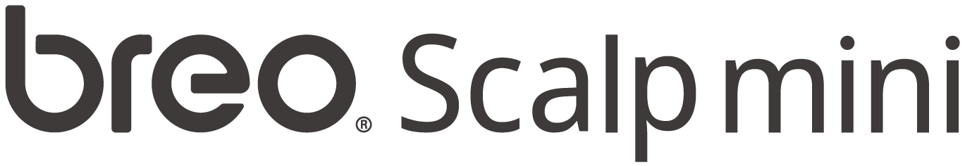 Breo Scalp mini logo
