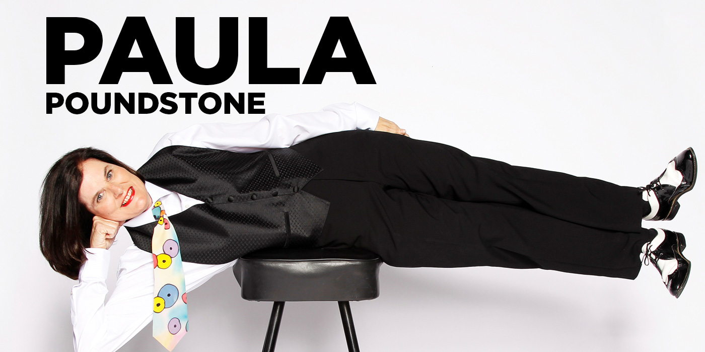 Paula Poundstone at the Shubert Theatre