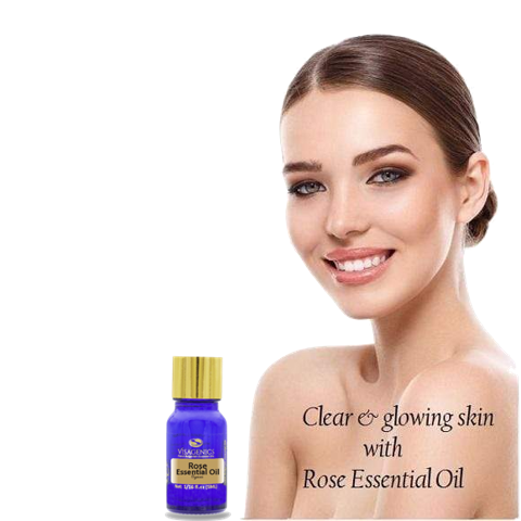 Benefits of Rose Oil for Skin and Face