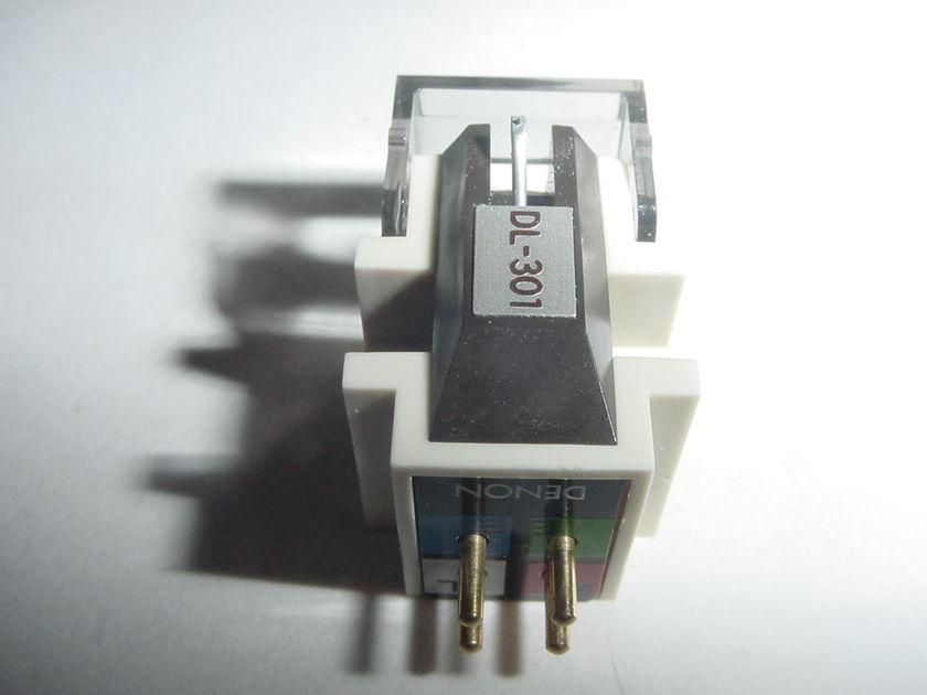 Denon DL-301 low output  cartridge LOMC