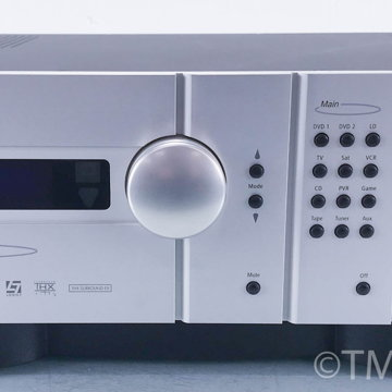 MC-12B Balanced Preamplifier / Surround Processor;