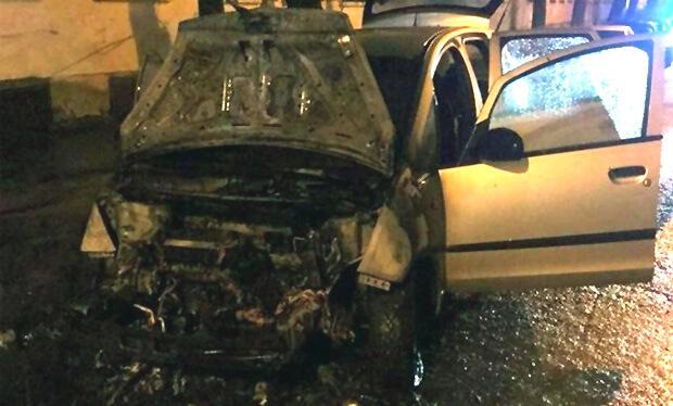 Во Львове вынесли приговор за поджог автомобиля журналистки «Радио Свобода» - Новости радио OnAir.ru