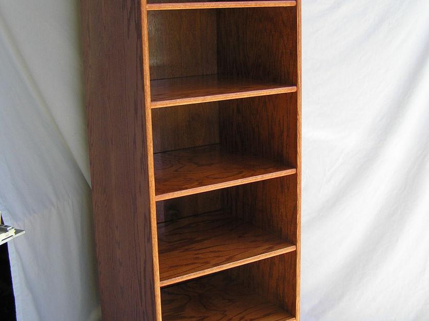 "deciBel Designs SC2233 33"""" hi oak home theater entertainment center stereo cabinet"