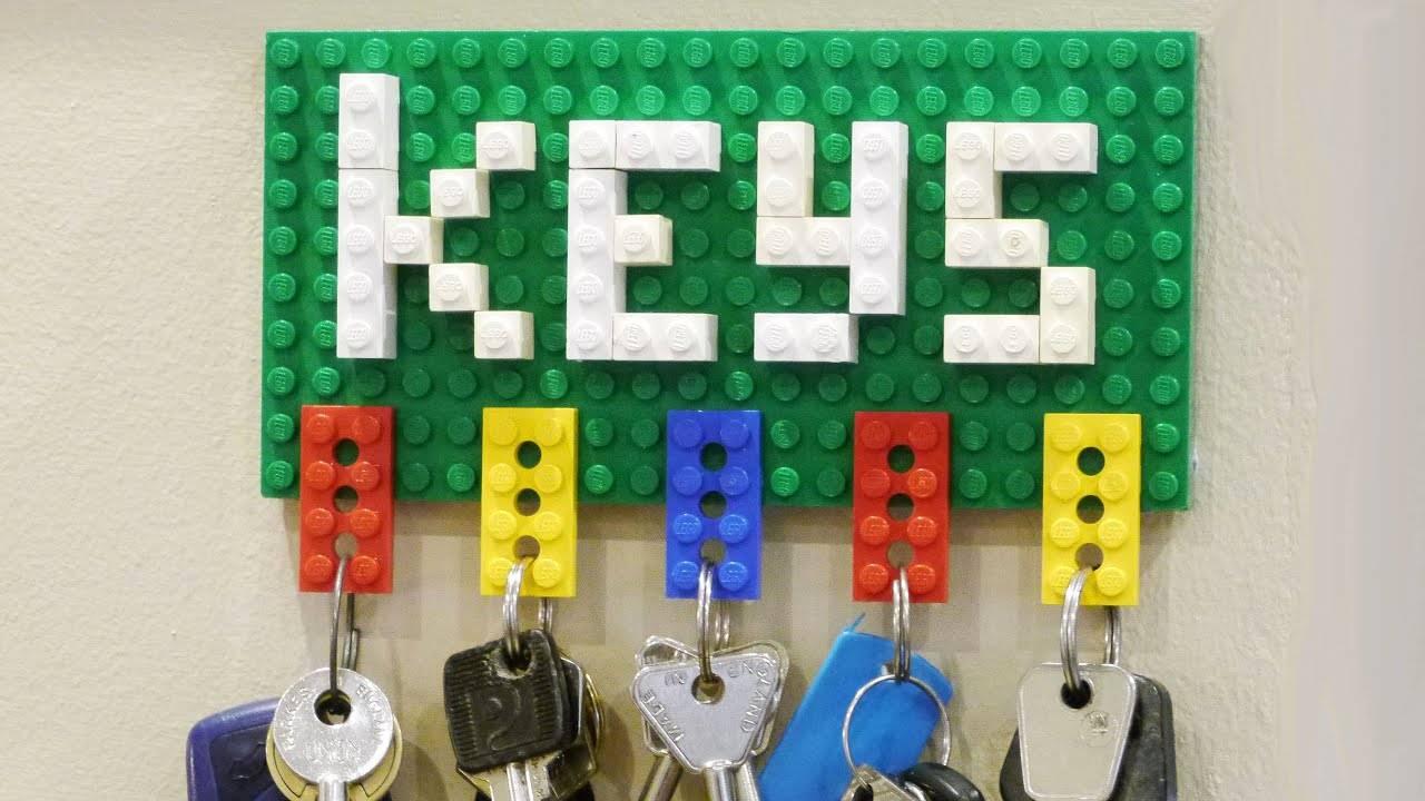 lego Keyholders