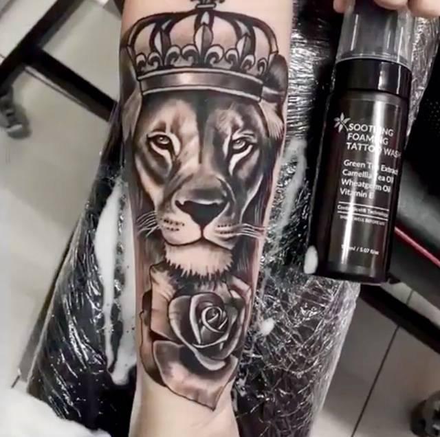 Tattoo by Colin of ArtnSoul Tattoo