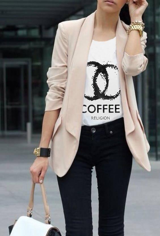 Coffee Religion Blogger T-Shirt