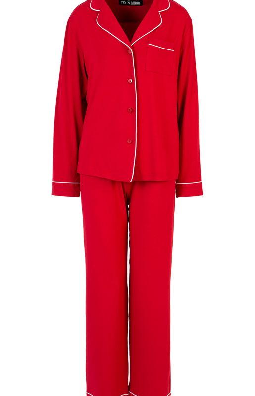 Пижама Red Bitch