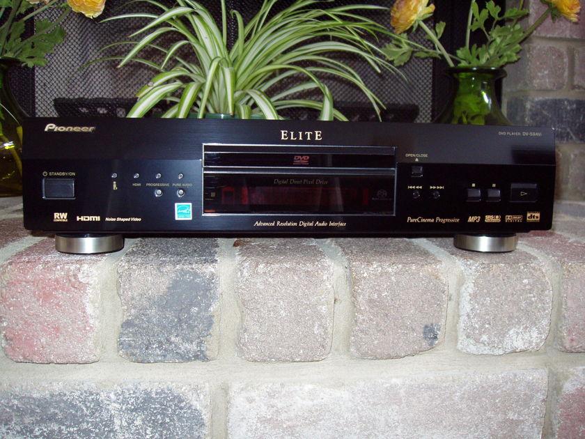Pioneer Elite DV59AVI DVD Player