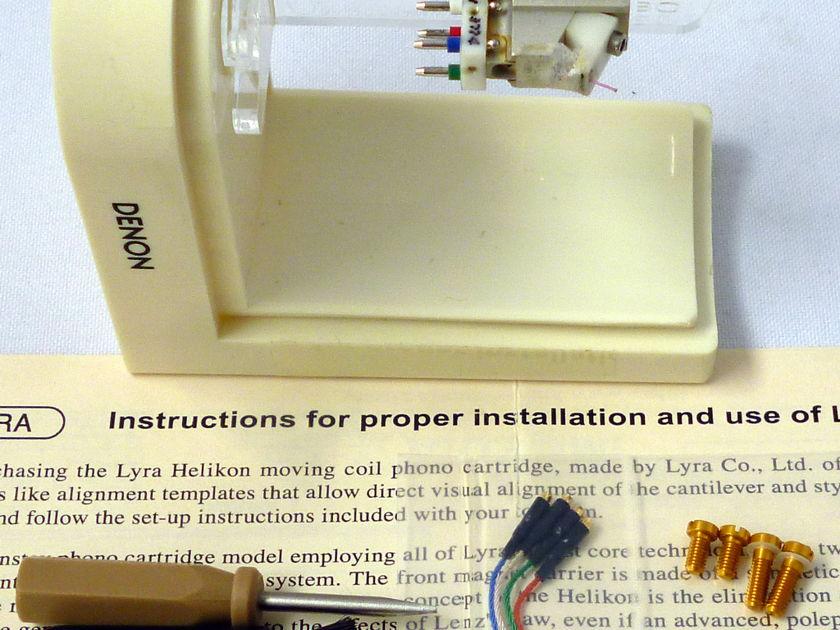 Lyra Helikon Cartridge