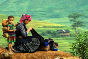 Hike in Beautiful Sapa and Meet the Locals