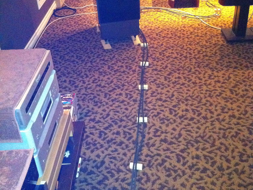 Transparent Reference XL balanced cable 30ft