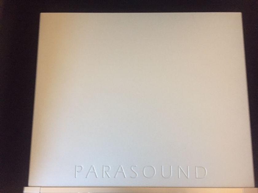 Parasound Halo P-5 Preamp