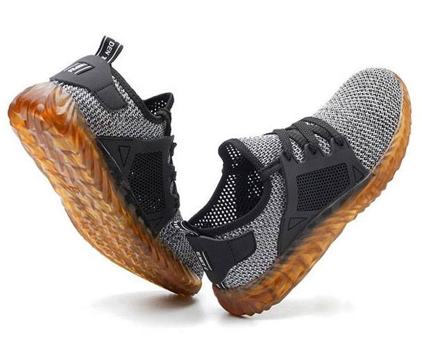 the lightest steel toe shoes, athletic steel toe shoes, women's safety shoes,