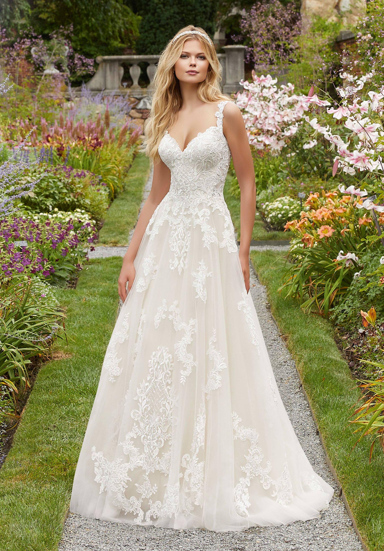 MORI LEE WEDDING DRESS BEAUTIFUL BRIDE