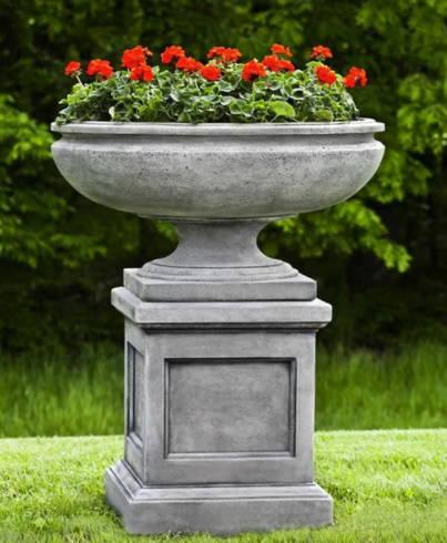 Planters, Square Planters, Rectangle Planters, Round Planters, Urn Planters, Pedestal Planters, Modern Planters, Classic Planters