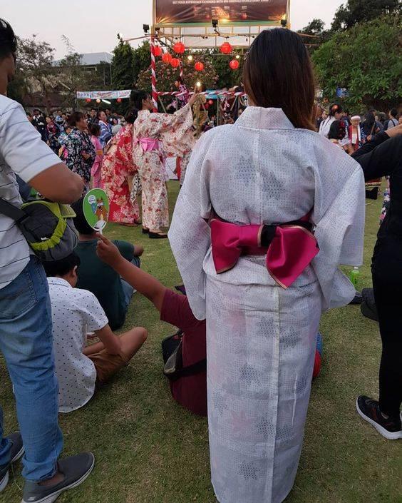 Trendy Festival Yukata