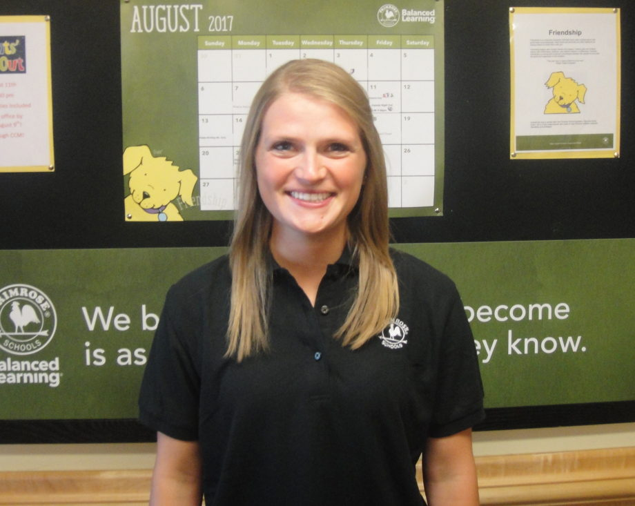 Ms. Megan Reed , Pre-Kindergarten Teacher
