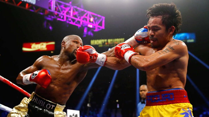 Image result for floyd mands on pacquiao