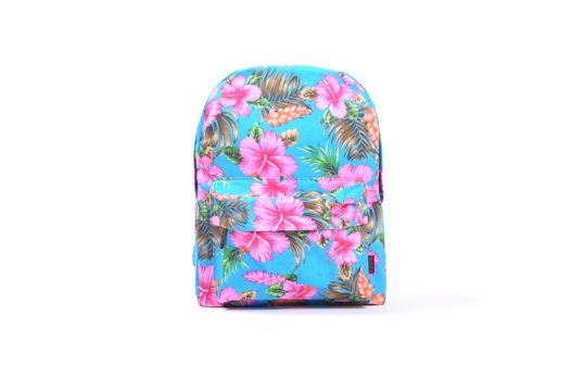 Небесно синий рюкзак