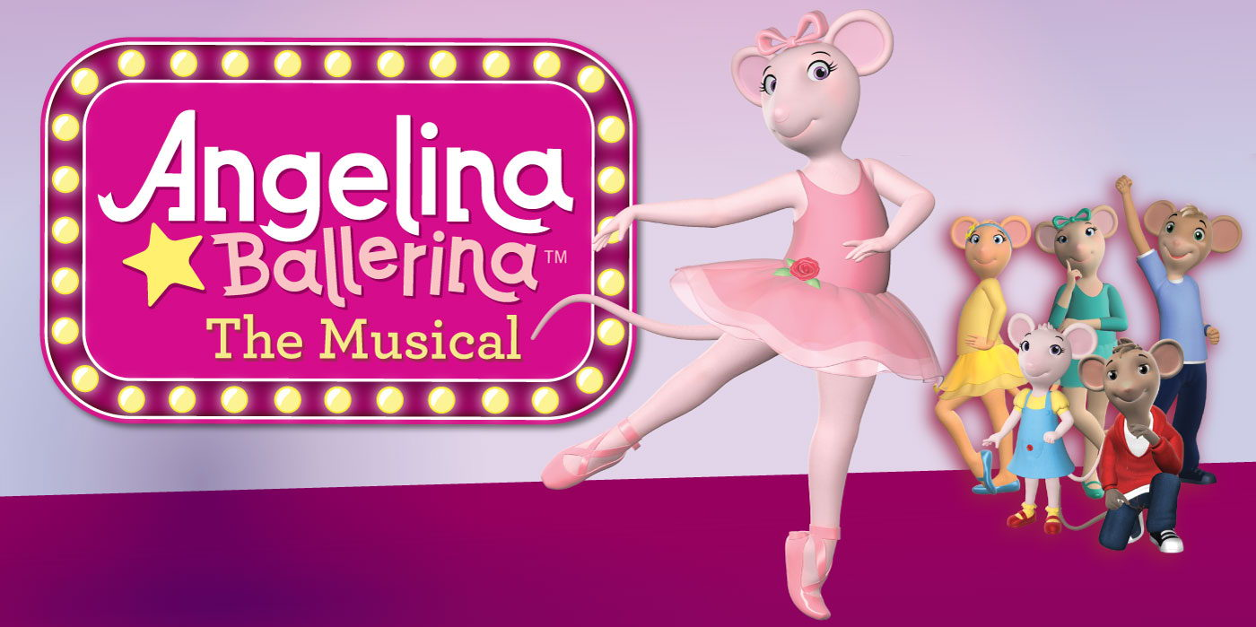 Angelina Ballerina The Musical at the Shubert Theatre