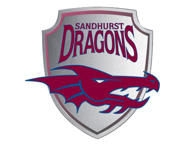 Sandhurst Cricket Club Logo
