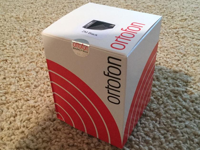 Ortofon 2M Black Cartridge - Brand New