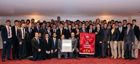 Nu Chapter Returns After 28-Year Absence