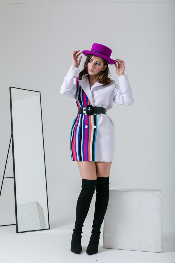 Платье - пиджак арт. 1196003