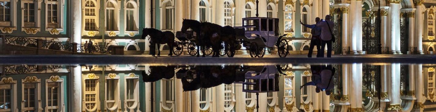 Легенды и мифы Северной столицы (индивидуальная пешеходная)