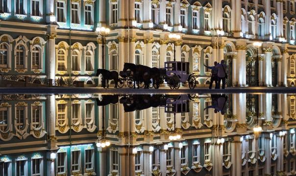 Индивидуальная экскурсия «Легенды и мифы Северной столицы»