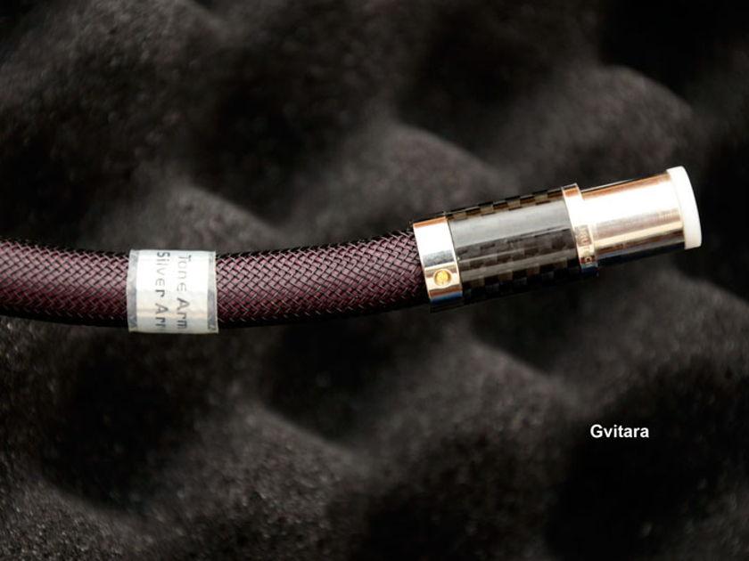 Furutech Silver Arrow Phono Cable 1.2m DIN / RCA mint in box