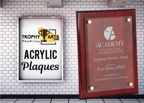 Acrylic Plaques