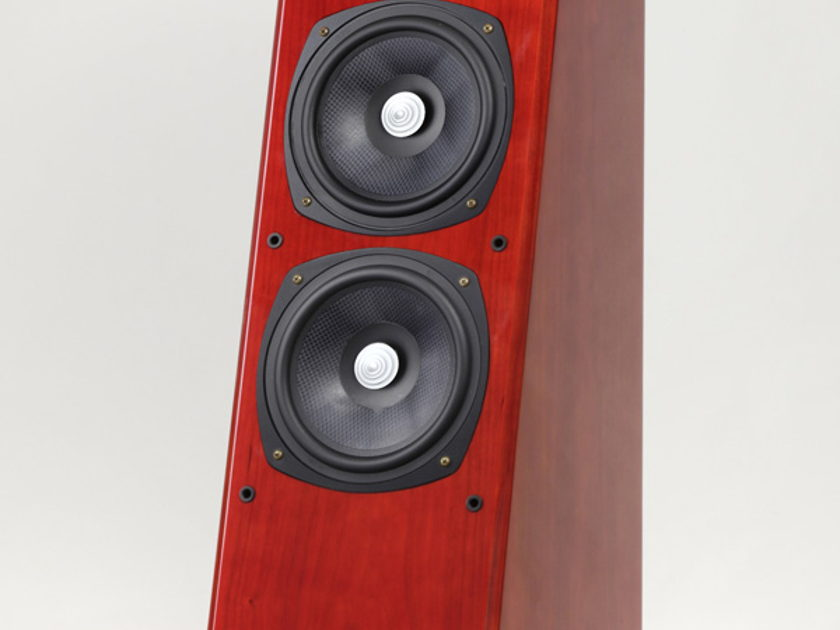"Grand Veena BE Loudspeaker ""utterly musical"" loudspeakers very coherent, engaging and lively sound."