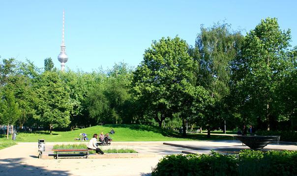 Берлин глазами женщин