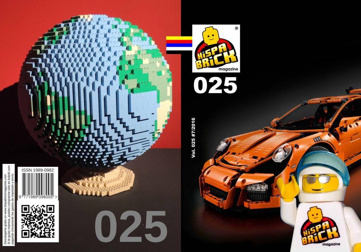 LEGO HispaBrick Magazine