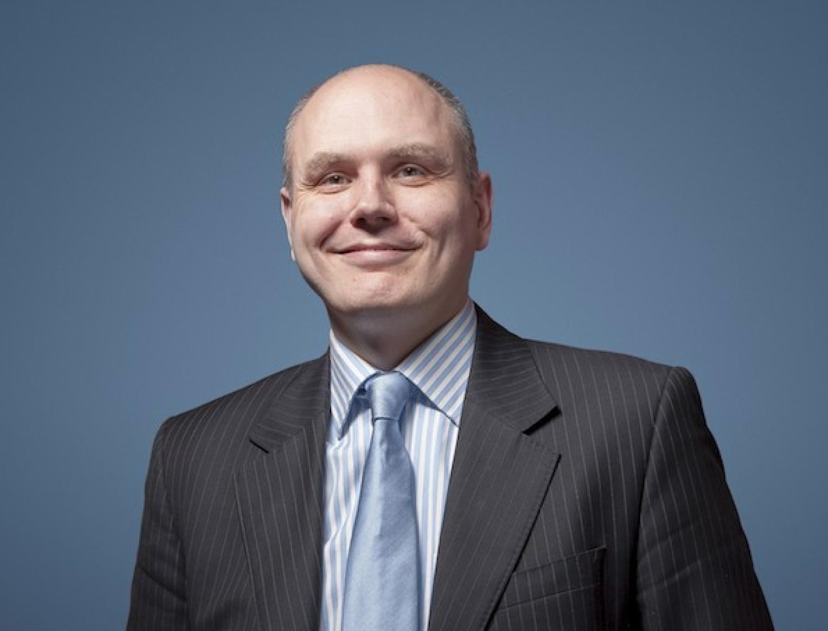Peter Kee, consultant bij At Osborne e